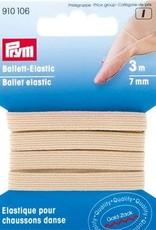 Prym BALLET ELASTIEK 7mm BEIGE 3m