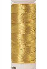 Mettler Metallic n°40 borduurgaren 100m nr 2108 goud