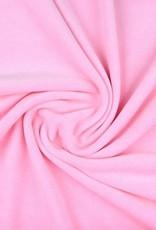 *Nicky velours licht roze