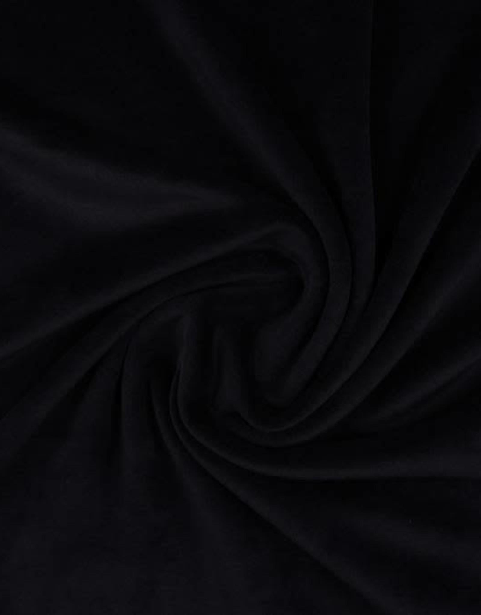 Nicky velours zwart