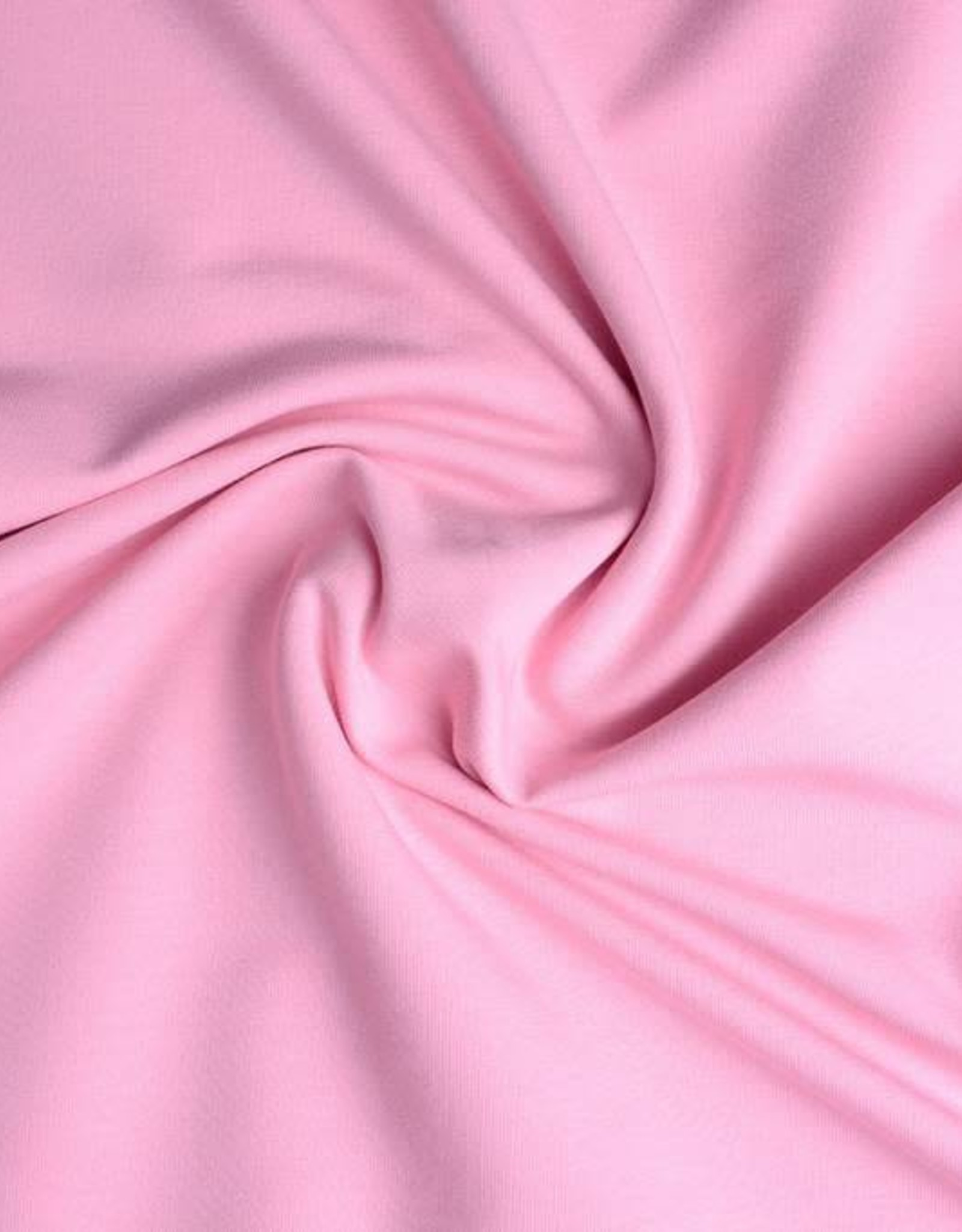 French terry uni roze