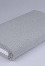 Boordstof uni licht grijs