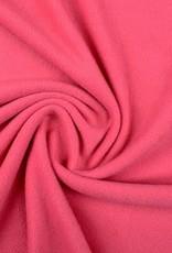 Polar fleece uni roze