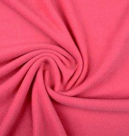 *Polar fleece uni roze