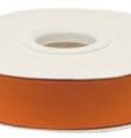Biaisband 20mm gevouwen oranje