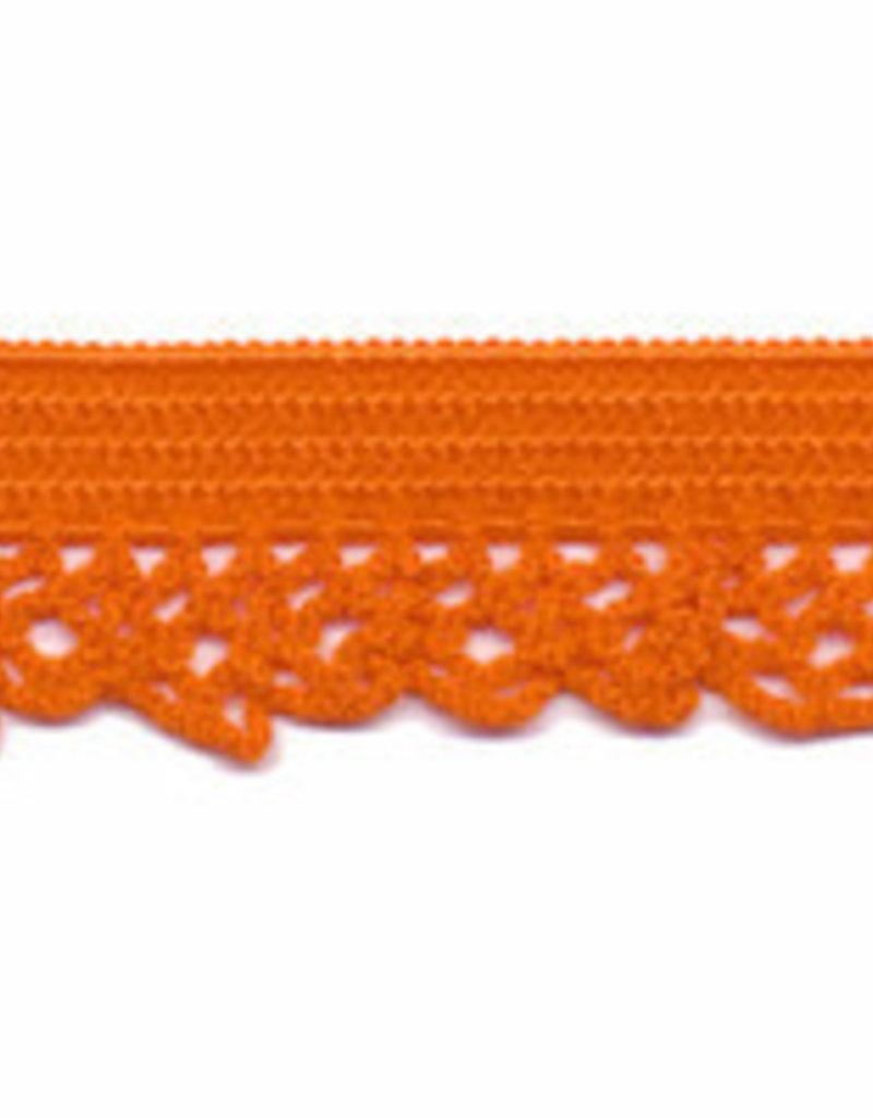 Kant elastisch 12mm oranje