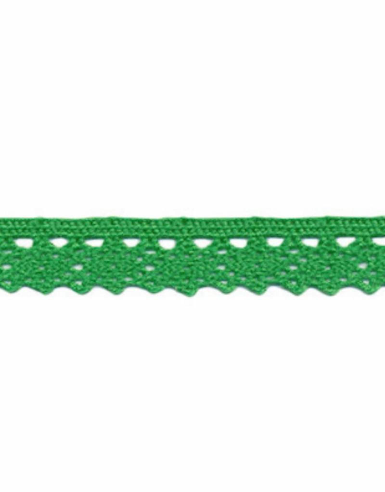 Kant 12mm groen