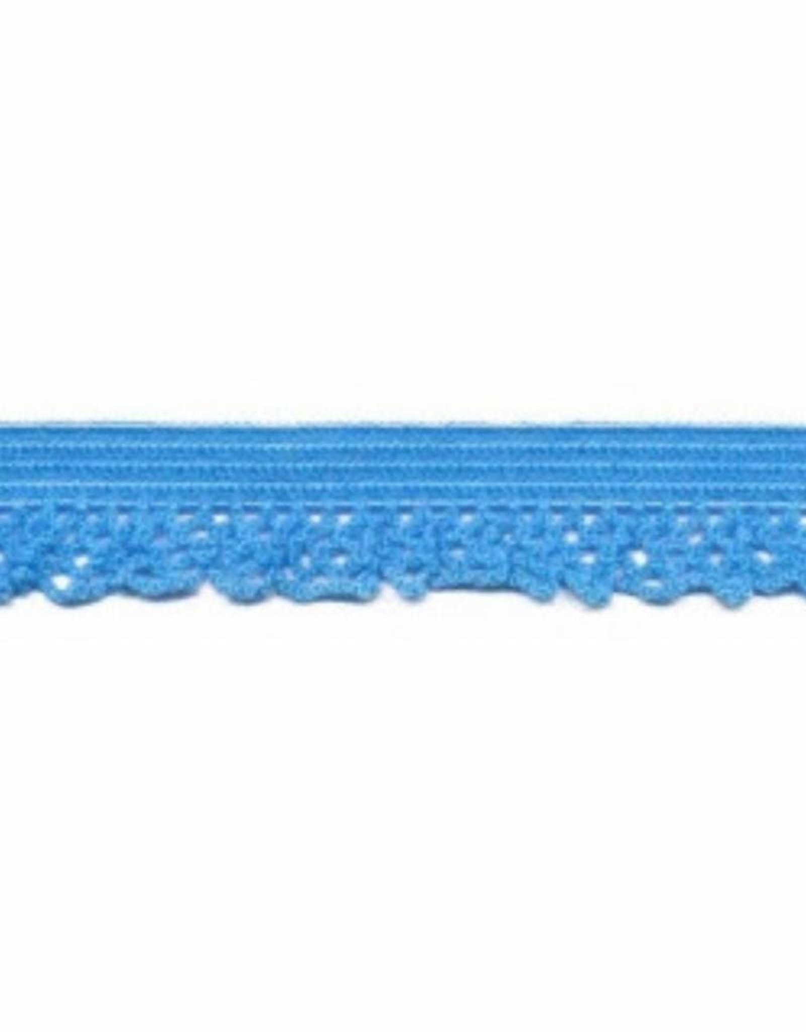 Kant elastisch 12mm licht blauw