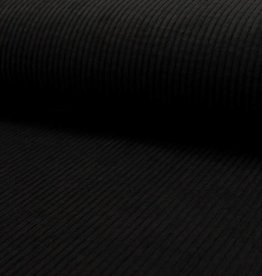 Corduroy velluto zwart