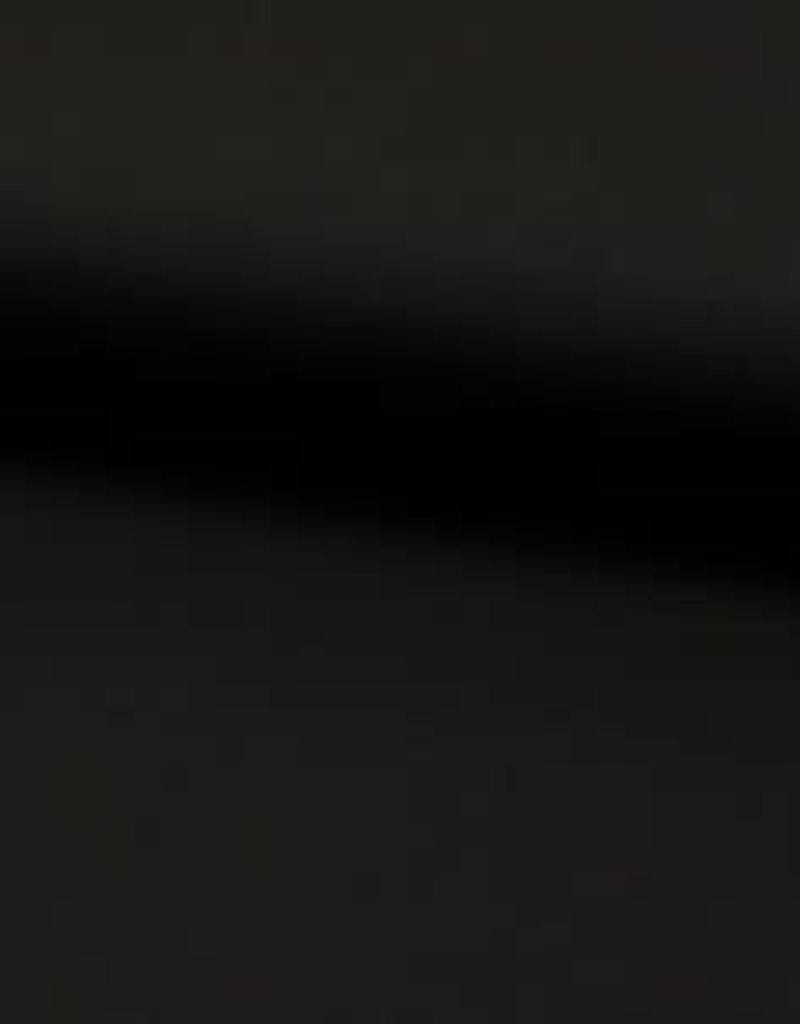 Poplin uni zwart