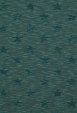 Swafing Tricot stars groenblauw