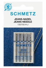 Schmetz MACHINENAALD JEANS ASS n°90-100-110 5st