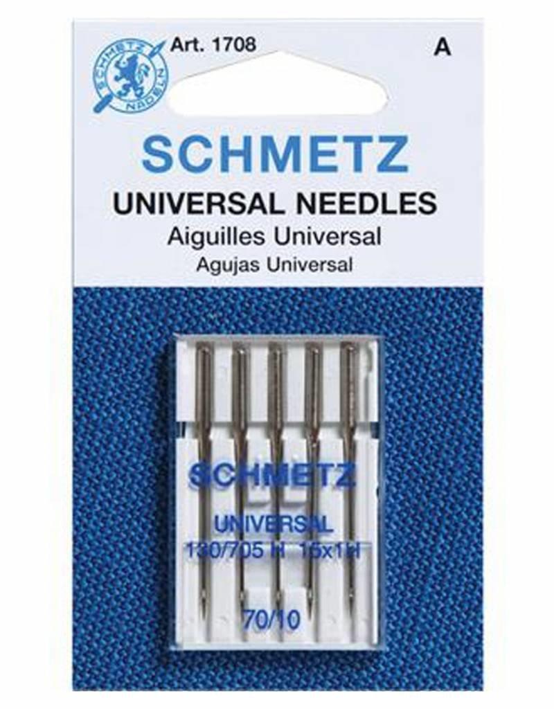 Schmetz MACHINENAALD UNIVERSAL n°70 5st