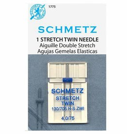 Schmetz MACHINENAALD TWEELING STRETCH n°75-4mm 1st