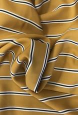 Gaucho stripes oker