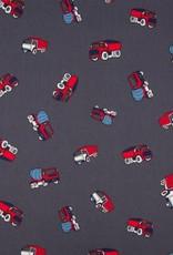 Poplin Trucks grey