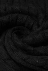 Tricot gebreid Iceland black