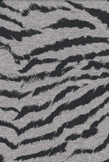 Swafing Jogging brushed, Zebra, grey