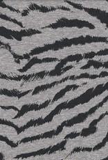 Swafing *Jogging brushed, Zebra, grey