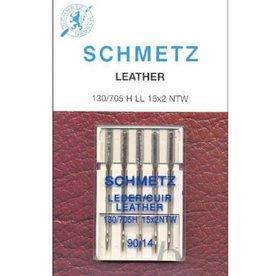 Schmetz MACHINENAALD LEDER n°90 5st