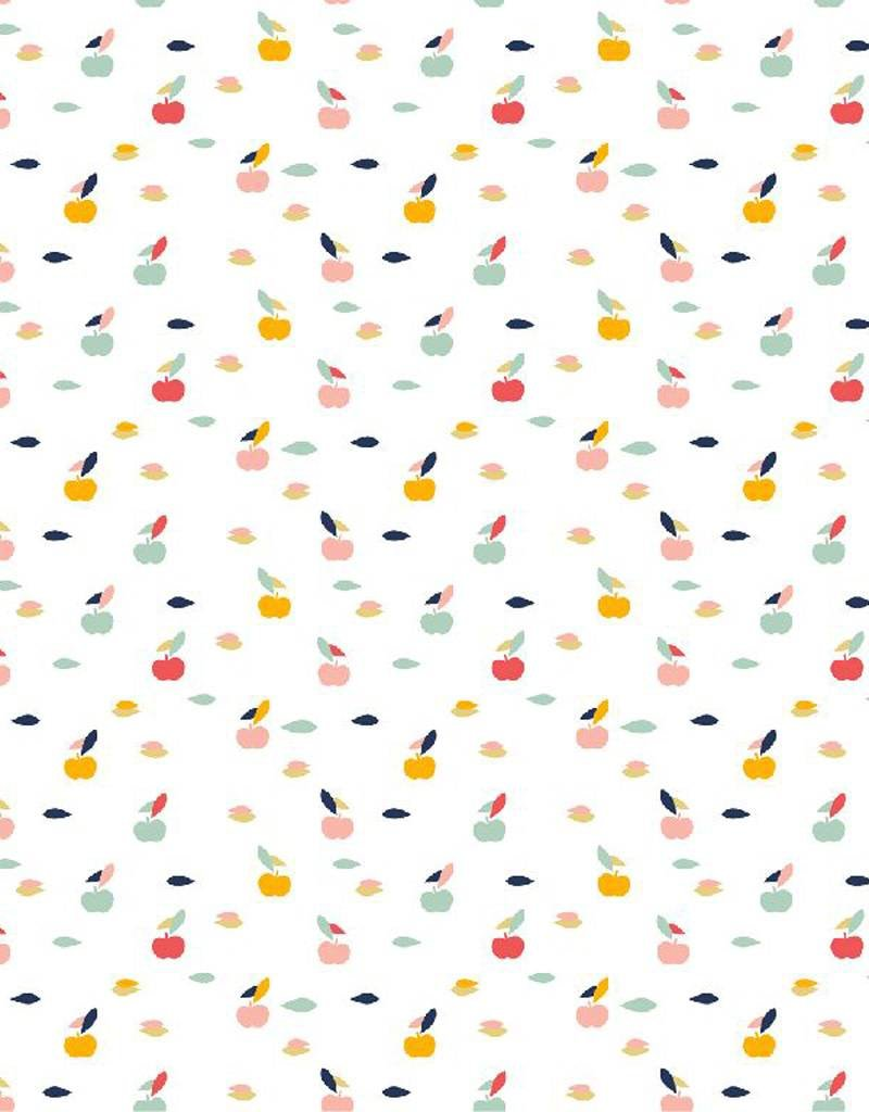 Poppy Katoen appelicious wit