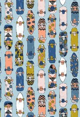 Poppy Sweat cool skateboards blauw
