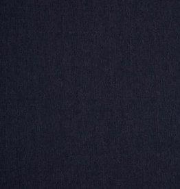 Tricot katoen jeans d. blauw