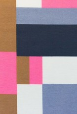 Printed Canvas Squares