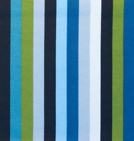 Printed Canvas Breton Stripe