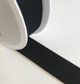 Tassenband zwart 30mm