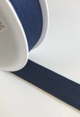 Tassenband navy 30mm