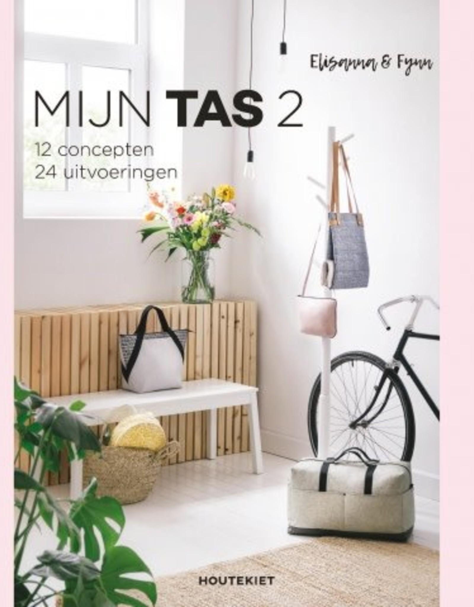 Naaiboek Mijn tas 2 NL