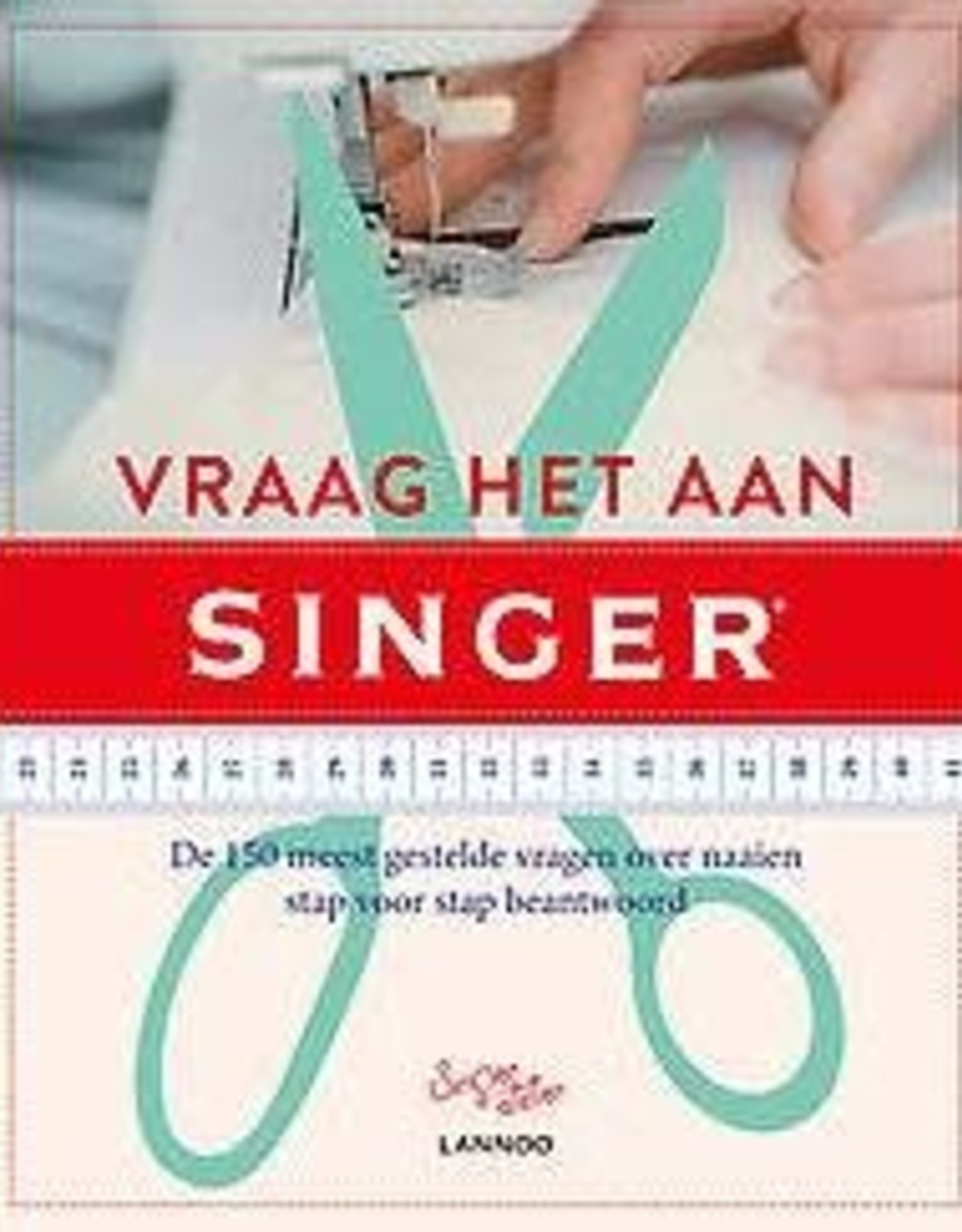 Naaiboek vraag het aan singer