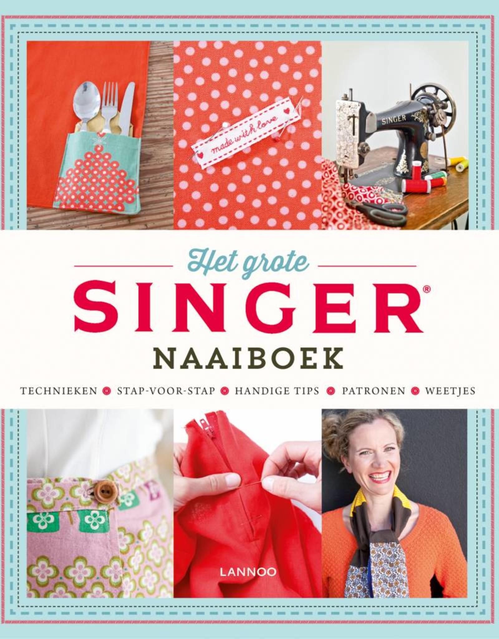 Naaiboek Het grote Singer naaiboek