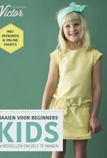 Naaiboek LMV naaien voor beginners kids