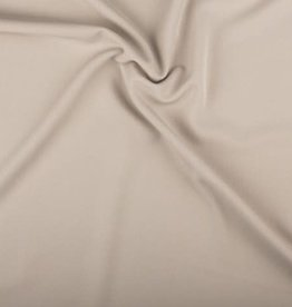 Gabardine stretch beige