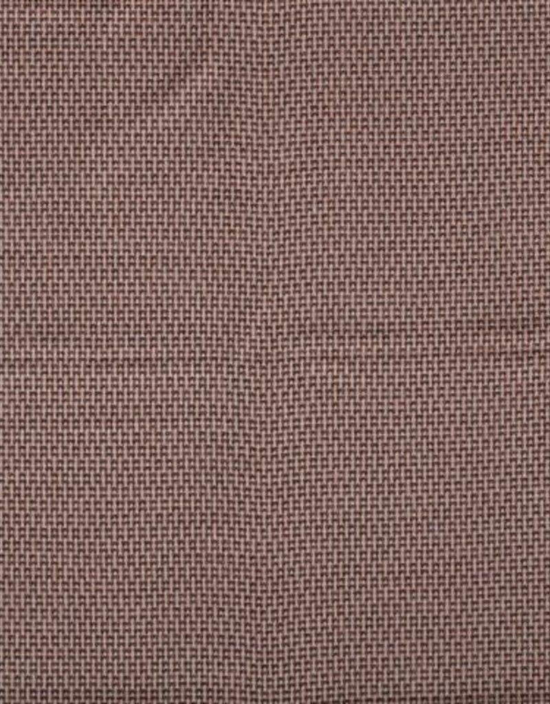 Polyester viscose knitted zalmroze