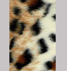Oaki Doki Galloon trim 30mm 2*125cm leopard 12043