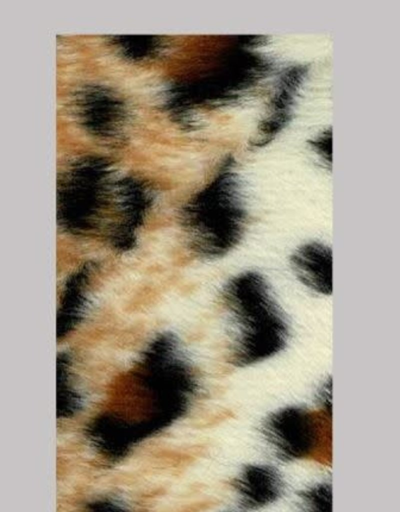 Oaki Doki Galloon trim 30mm 2*125cm leopard 12043