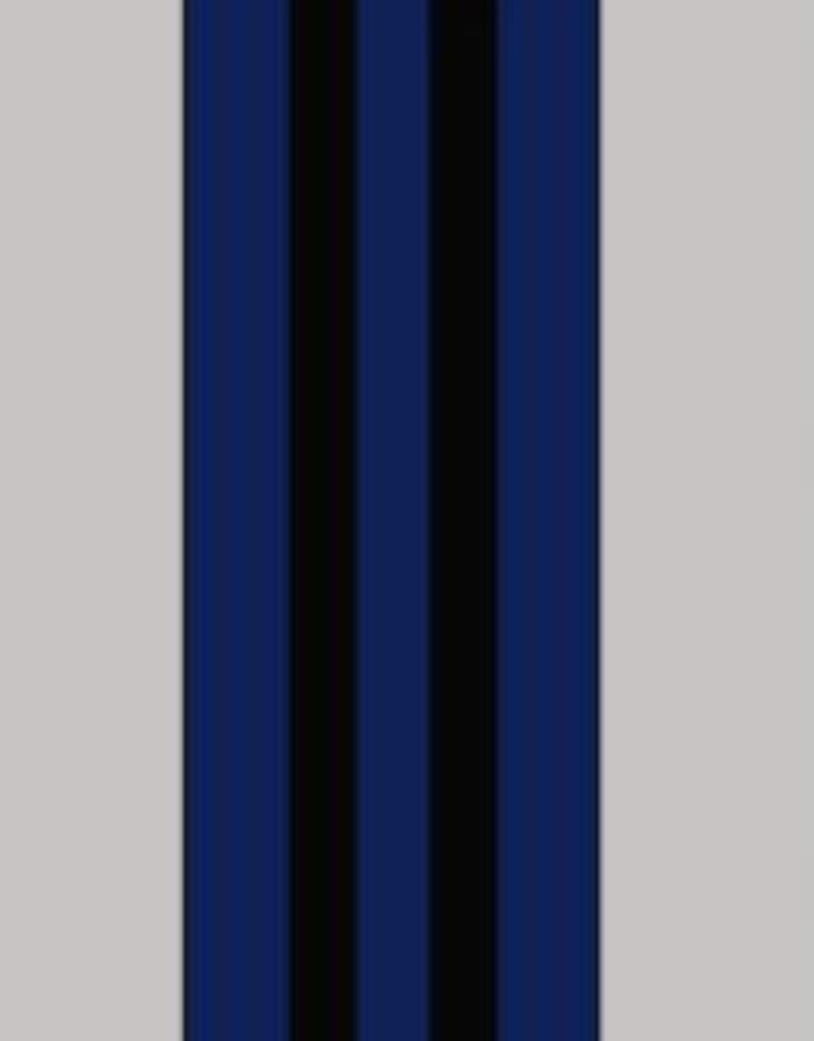 Oaki Doki Galloon trim 30mm 2*125cm bl zw stripe12006