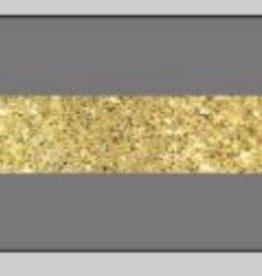 Oaki Doki Galloon trim 30mm 2*125cm grijs gold 12034
