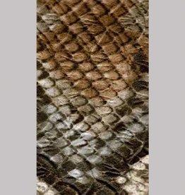 Oaki Doki Galloon trim 30mm 2*125cm snake brown 12049