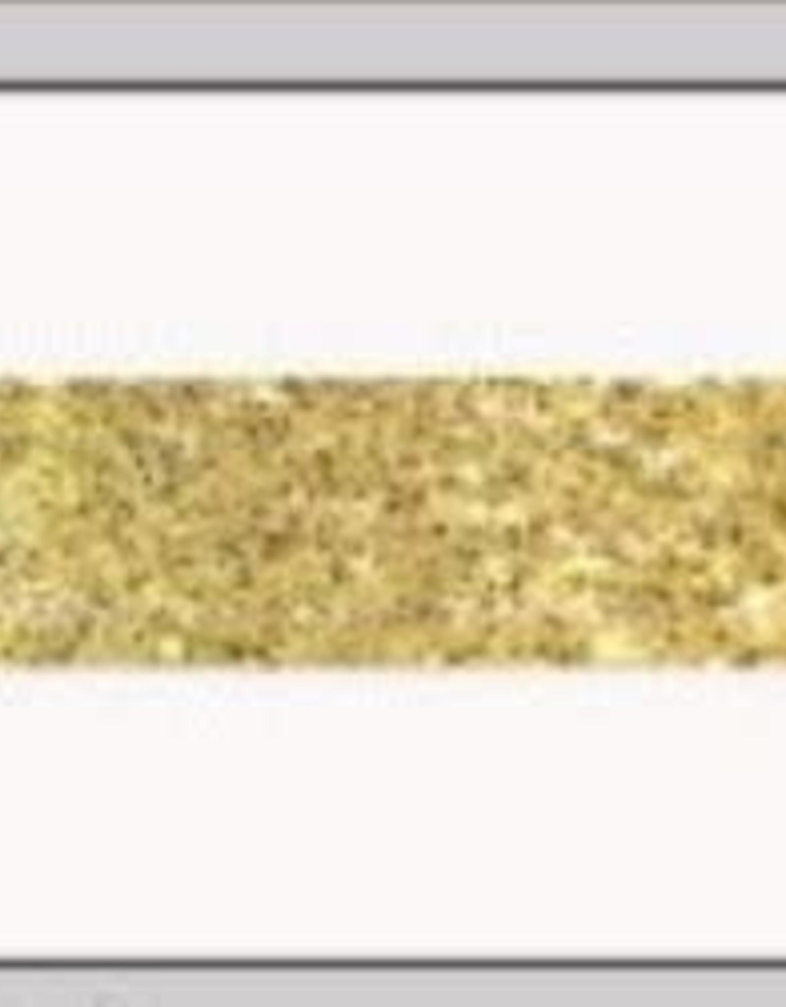 Oaki Doki Galloon trim 30mm 2*125cm wit gold Bstripe 12029