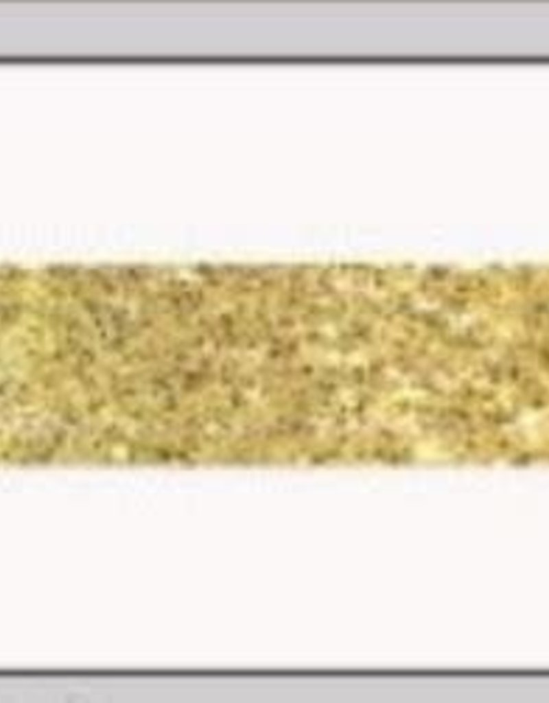 Oaki Doki Galloon trim 30mm 2*125cm wit gold Bstripe 12029