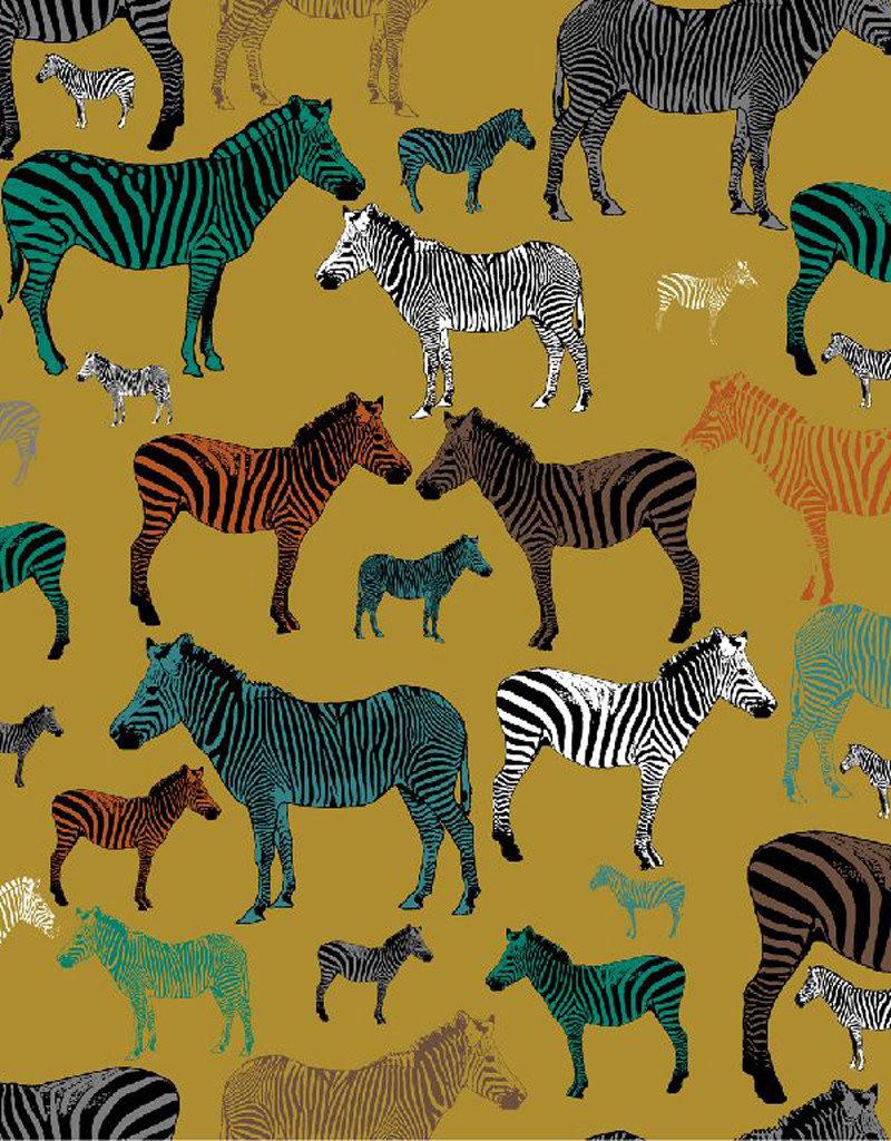 Poppy Sweat zebra business oker