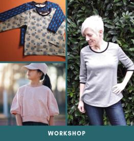 "Workshop ""Werken met tricot""  Do 24/10/2019"