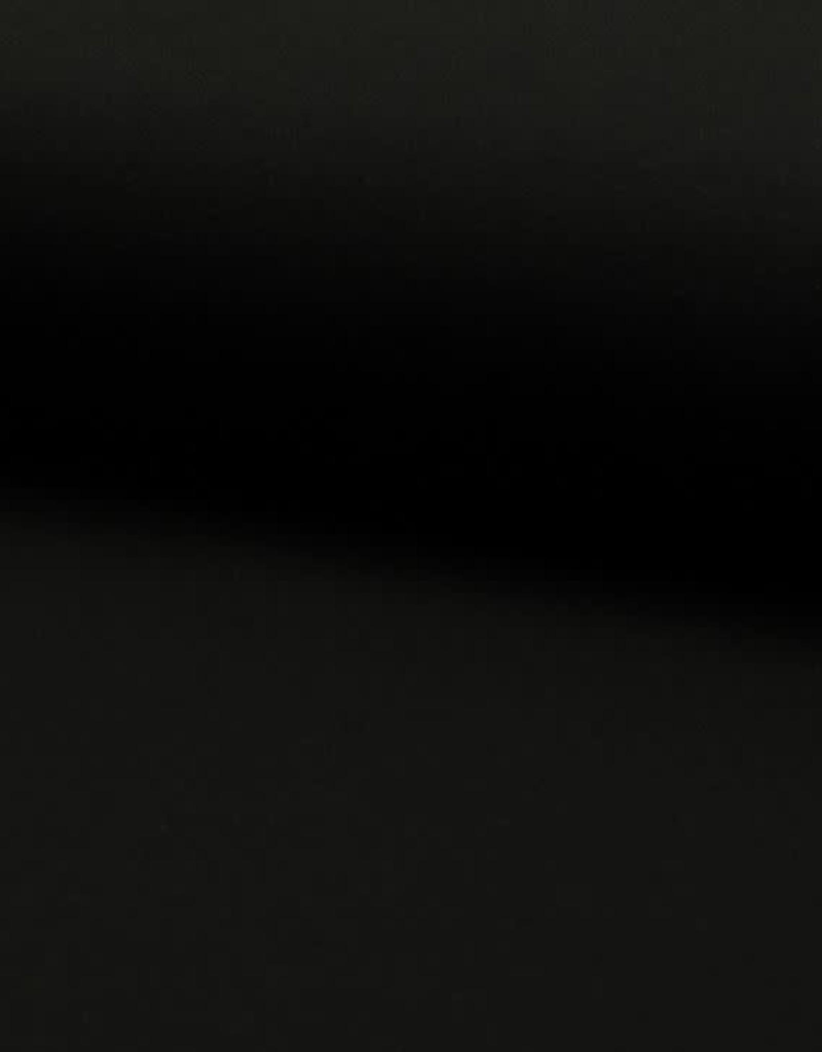 Tricot katoen uni zwart