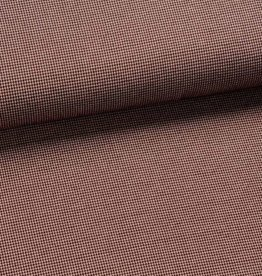 Fibre Mood Jacquard bordeaux plus