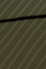 Fibre Mood Polyester schakels olijf