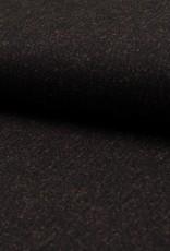 *Trendy tweed bruin